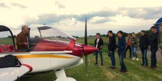 Le lycée Saint-Pierre Chanel de Thionville propose le Brevet d'Initiation Aéronautique.