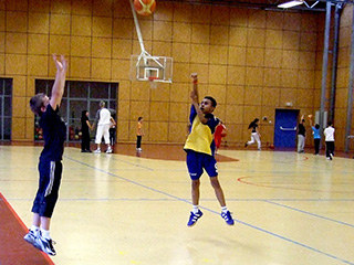 Les sports à l'honneur au collège Sainte-Marie de Sarrebourg