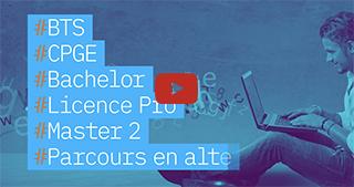 Vidéo : découvrez les offres post BAC en Lorraine avec ECL
